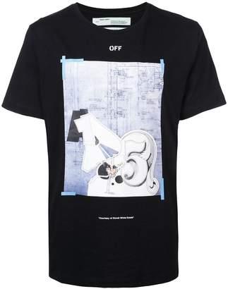 Off-White Dondi Square S/S T-shirt