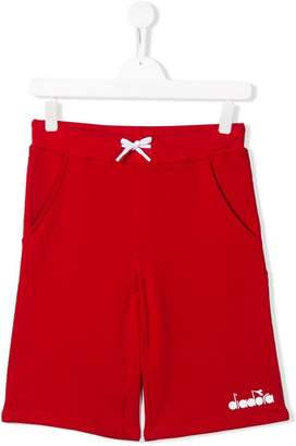Diadora Junior drawstring shorts