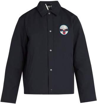 A.P.C. Saul gabardine jacket