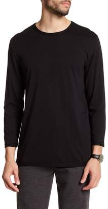 Vince Crew Neck Long Sleeve Shirt