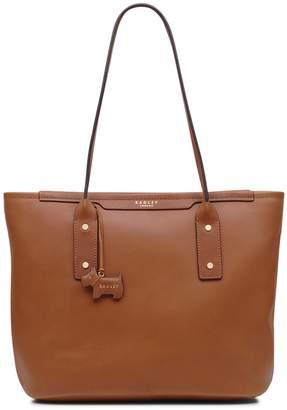 At Next Womens Radley Tan Medium Tote Shoulder Ziptop Bag