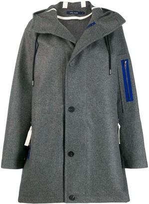 Sofie D'hoore buttoned duffle coat