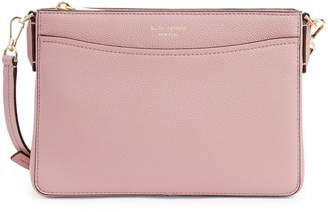 Kate Spade Medium Margaux Convertible Leather Crossbody Bag
