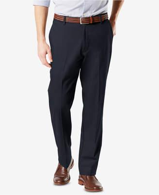 Dockers New Men Signature Lux Cotton Classic Fit Stretch Khaki Pants D3