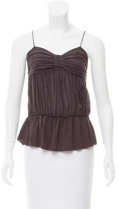 Etoile Isabel Marant Sleeveless Silk Top