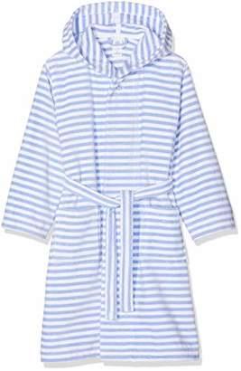 Sanetta Boy's 231962 Dressing Gown, (Sky Blue)