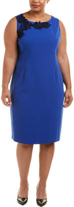 Marina Rinaldi Plus Shift Dress