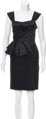 Temperley London Sleeveless Mini Dress