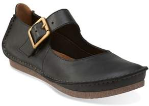Clarks R) Janey June Mary Jane Flat