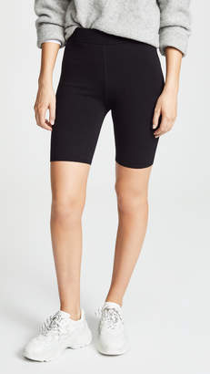 Alexander Wang Bodycon Basic Biker Shorts