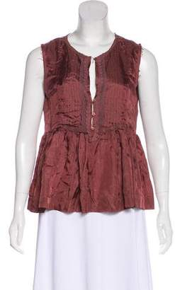 Etoile Isabel Marant Sleeveless Casual Top