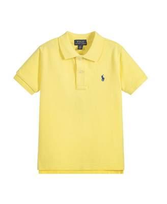Ralph Lauren Polo Custom Fit Logo Polo