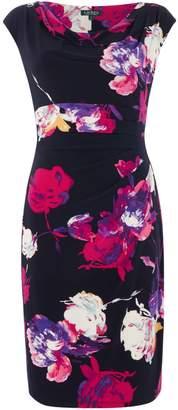Lauren Ralph Lauren Exclusive floral short sleeve dress
