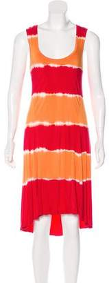 Calvin Klein Knit Tie-Dye Dress
