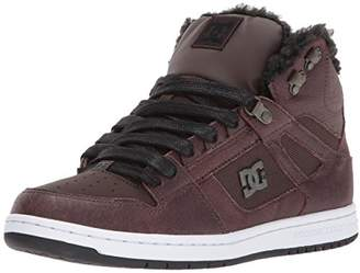 DC Women's Rebound HIGH WNT Skate Shoe