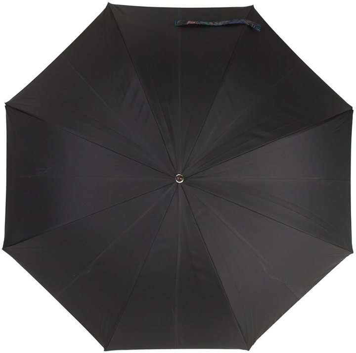 Etro Etro contrast trim umbrella