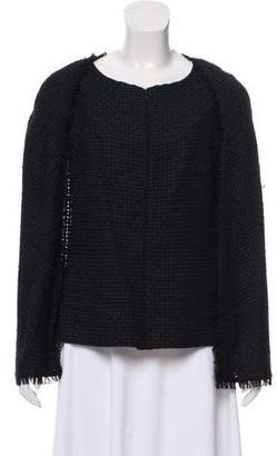 Chanel Tweed Cape Vest w/ Tags