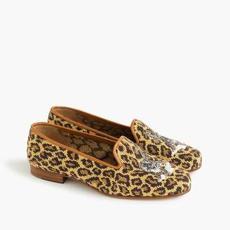 J.Crew Stubbs & Wootton® kitty true loafers