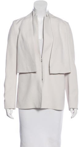 3.1 Phillip Lim 3.1 Phillip Lim Layered Notch-Lapel Blazer