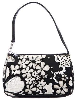 Isabella Fiore Bead-Embellished Shoulder Bag