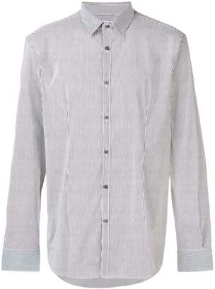 Daniele Alessandrini long-sleeve fitted shirt