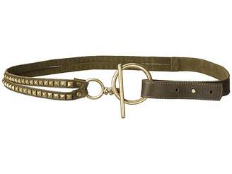 Leather Rock Roxy Belt