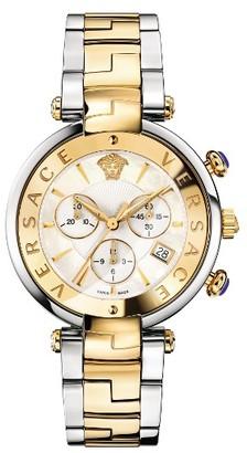 Versace Reve Chronograph Bracelet Watch, 41Mm $2,095 thestylecure.com