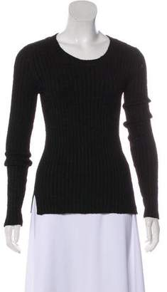 Isabel Marant Rib Knit Crew Neck Sweater