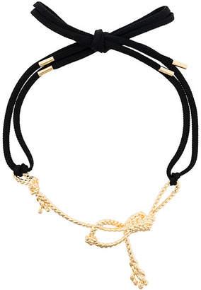 Maison Margiela rope-detail necklace