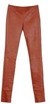 Trussardi Leather pants