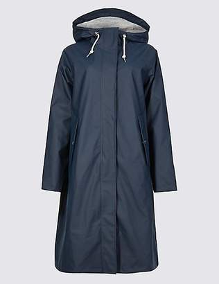 M&S Collection Hooded Anorak with StormwearTM