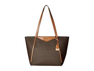 MICHAEL Michael Kors Whitney Large Top Zip Tote