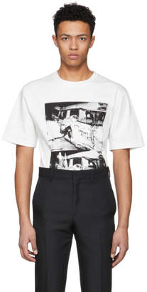 Calvin Klein Off-White Ambulance Disaster T-Shirt