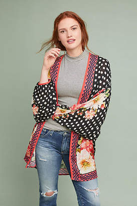 Bl-nk Scarlett Statement Kimono