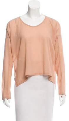 TOMORROWLAND Oversize High-Low Top
