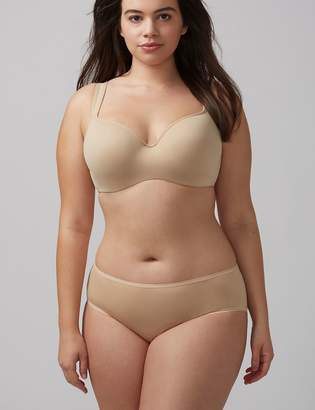 Lane Bryant No-Show Hipster Panty