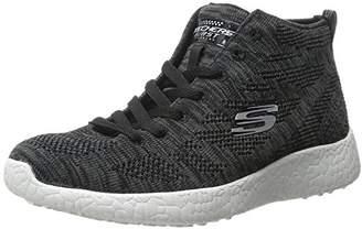 Skechers Sport Women's Burst Divergent Demi Boot Sneaker $46.96 thestylecure.com
