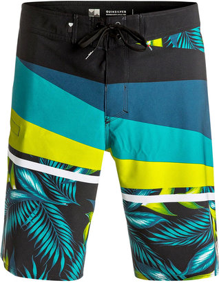 Quiksilver Men's Slash Vee 20 Boardshorts $55 thestylecure.com