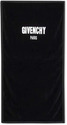 Givenchy Logo Towel