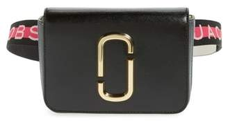 Marc Jacobs Hip Shot Convertible Leather Belt Bag