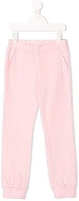 Fendi slim jogging trousers