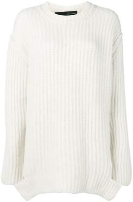 Isabel Benenato ribbed sweater