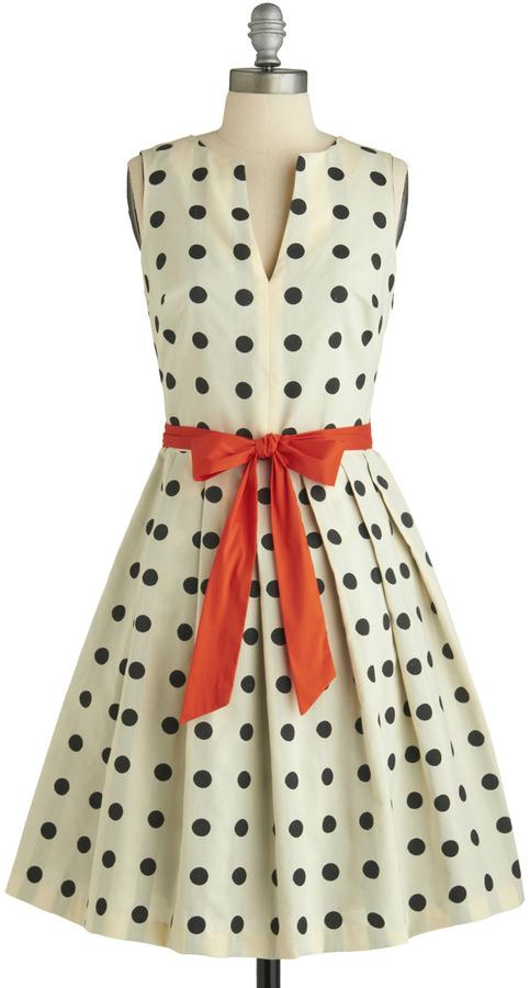 Eva Franco Dice as Nice Dress