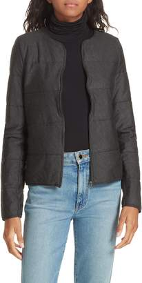 Majestic Filatures Quilted Bolero Jacket