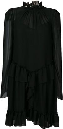 See by Chloe layered ruffle dress