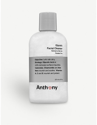 Anthony Logistics For Men Glycolic Facial Cleanser 237ml