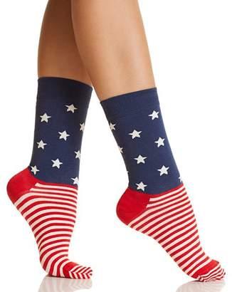 Happy Socks Americana Crew Socks