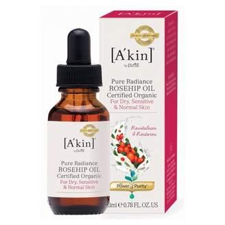 Akin A'kin Pure Radiance Certified Organic Rosehip Oil 23 mL
