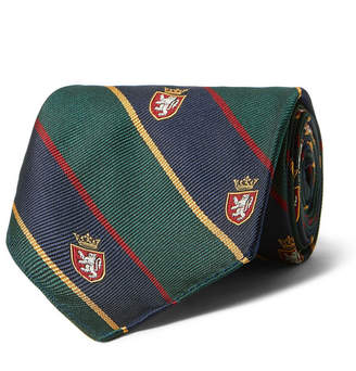 Polo Ralph Lauren 8.5cm Silk-Jacquard Tie