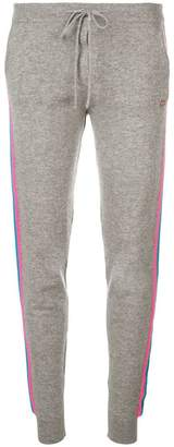 Parker Chinti & skinny fit track trousers